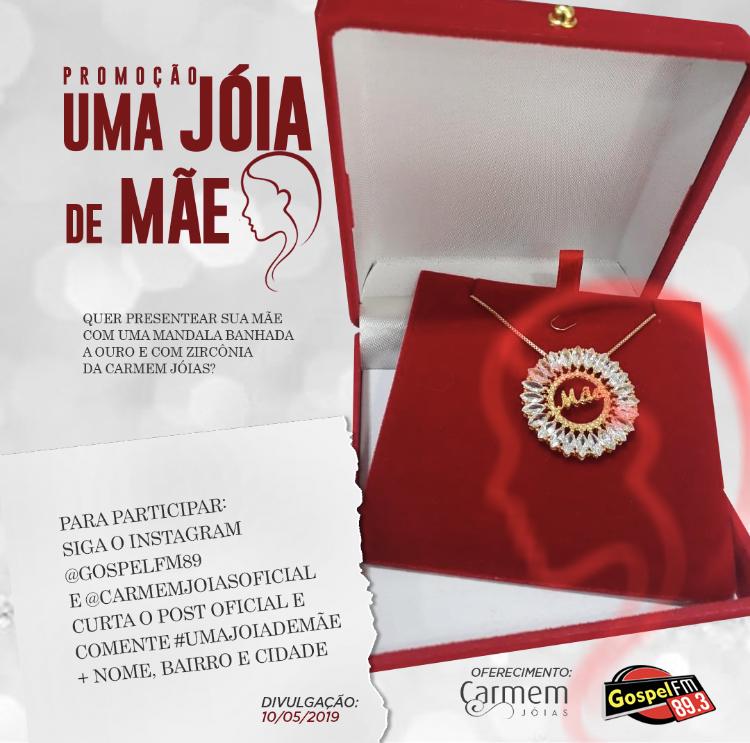UMA JOIA DE MÃE