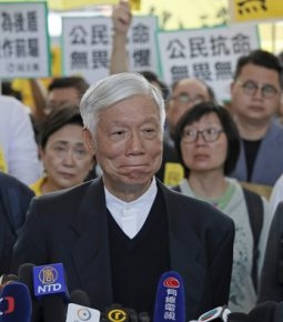 """""""Dos perseguidos é Reino dos céus"""", diz pastor durante julgamento na China"""