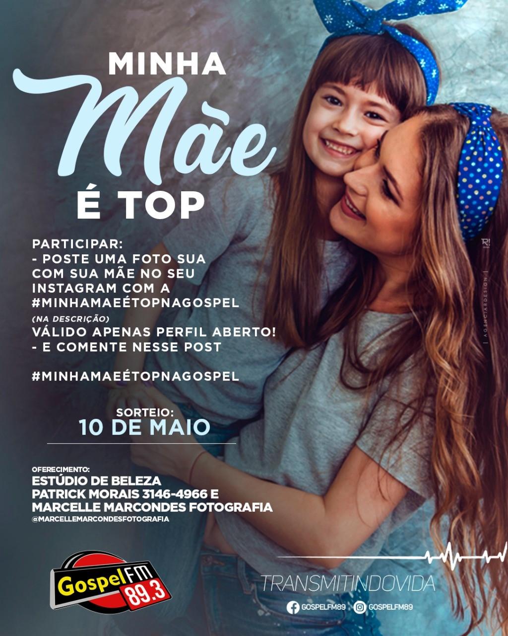 MINHA MÃE É TOP