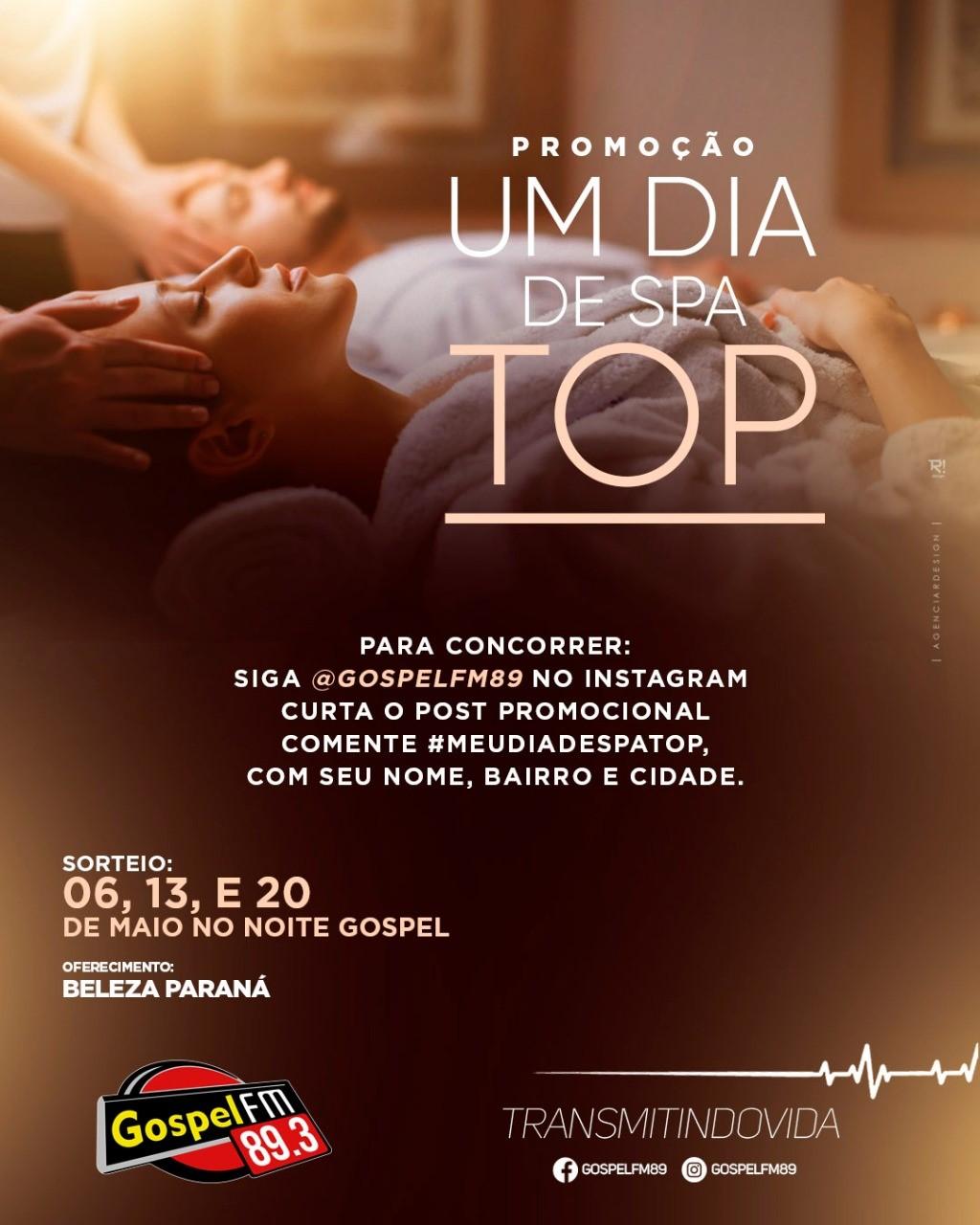 UM DIA DE SPA TOP