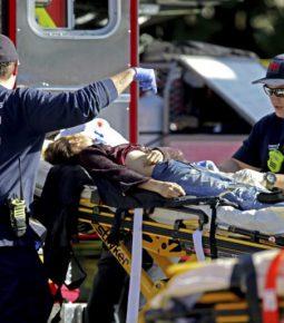 """Jovem se livra da morte ao fazer oração durante tiroteio em universidade: """"Implorei por Jesus"""""""