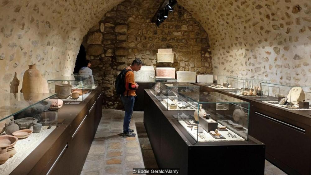 Achados arqueológicos mostram como era a vida na época de Jesus