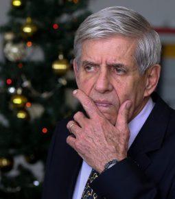 """General Heleno desabafa: """"Foram 20 anos de vergonha"""""""