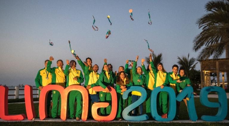 Brasil fecha Pan com recorde de medalhas e em 2º lugar
