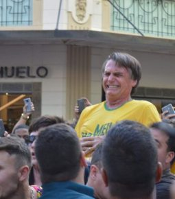 Fiéis farão culto na calçada onde Bolsonaro foi esfaqueado