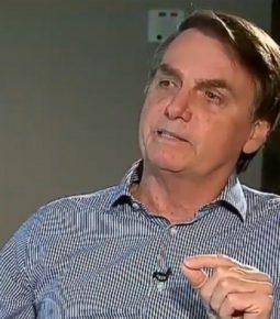 Bolsonaro: 'Petrobras não irá elevar o preço do combustível'
