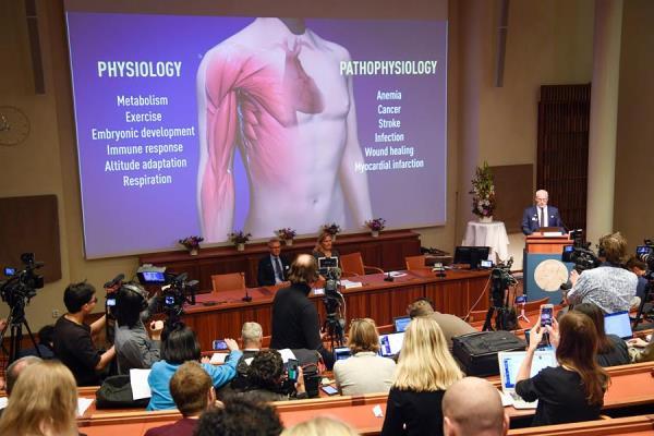 Nobel vai para pesquisa que ajuda no tratamento do câncer