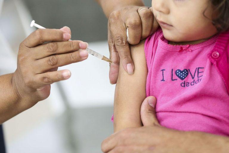 Campanha contra o sarampo começa nesta segunda-feira