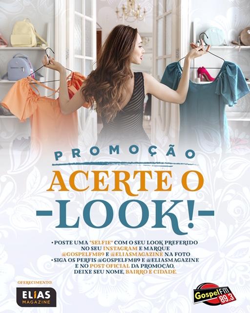 ACERTE O LOOK