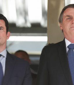 "Bolsonaro sobre recriar pasta da Segurança: ""Chance zero"""