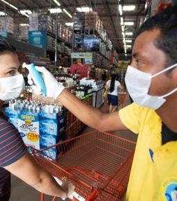 Covid-19 já deixa 57 mortos e 2.433 infectados no Brasil