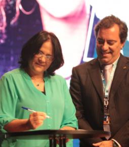 Caixa Econômica adere ao programa Salve Uma Mulher