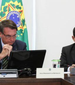 Bolsonaro anuncia pacote a estados no valor de R$ 85,8 bi