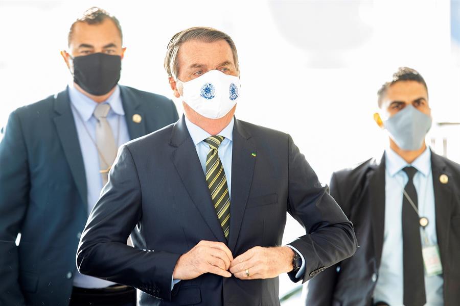 Bolsonaro: 'Acho que está na iminência de abrir o comércio'