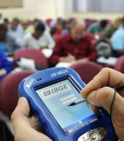 IBGE poderá contratar 6.500 profissionais temporários