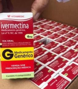 Análise sobre ivermectina indica potencial eficácia contra Covid