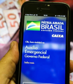 Governo publica MP que recria o programa Auxílio Emergencial