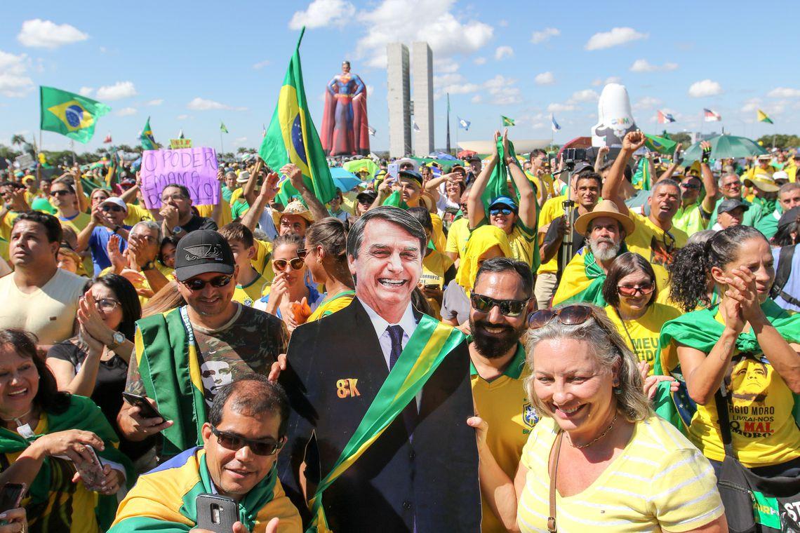 Produtores rurais convocam atos pró-Bolsonaro e contra STF