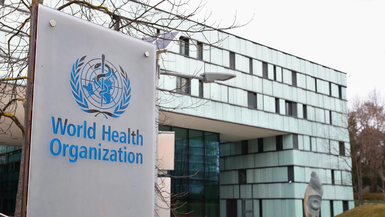 Auditoria vê irregularidades em licitações da OMS na pandemia