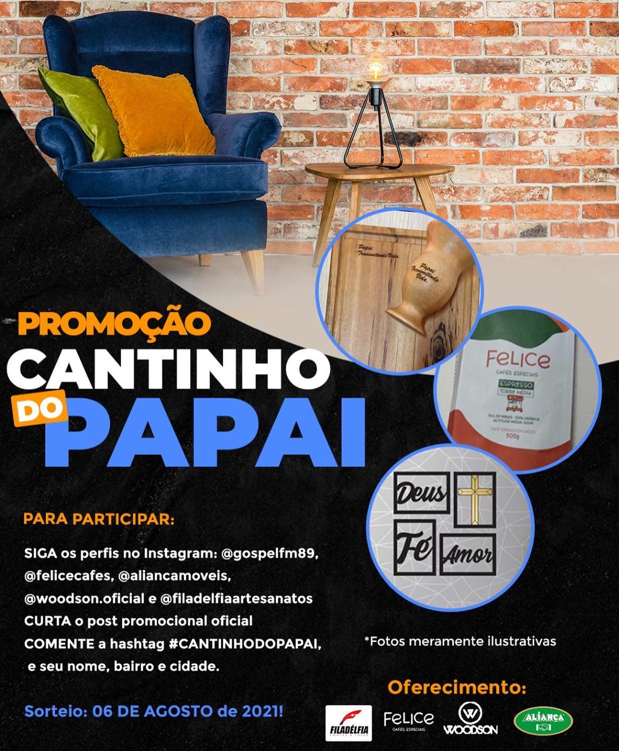 CANTINHO DO PAPAI