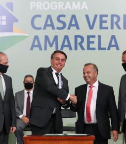 Casa Verde e Amarela: Governo irá anunciar novas medidas